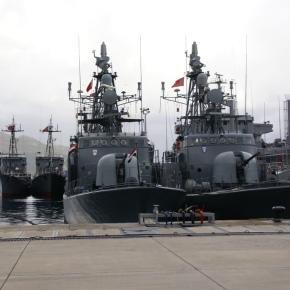 Aκύρωση ναυτικής άσκησης Αιγύπτου-Τουρκίας
