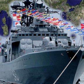 ΣΚΛΗΡΕΣ ΔΗΛΩΣΕΙΣ ΜΟΣΧΑΣ ΓΙΑ ΣΥΡΙΑ  – Σε ετοιμότητα τέθηκαν οι ρωσικοί Στόλοι Μαύρης Θάλασσας και Αν.Μεσογείου