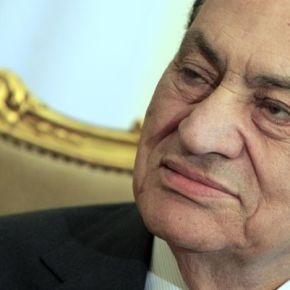 Μουμπάρακ εκτός φυλακής