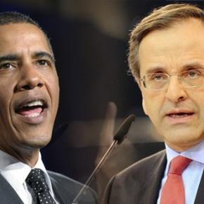 Ο πρωθυπουργός Αντώνης Σαμαράς στην Ουάσιγκτον: Επίσκεψη με σημασία καιουσία