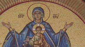 Δείτε τον τάφο της Παναγίας(pics)