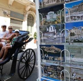 Μεγάλη αύξηση τουριστικής κίνησης τον Αύγουστο.Εβδομαδιαίο δελτίο της AlphaBank