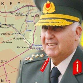 ΤΟΥΡΚΟΣ Α/ΓΕΕΘΑ: «ΘΑ ΕΠΙΤΕΘΟΥΜΕ … ΧΩΡΙΣ ΑΓΧΟΣ»! Η Τουρκία έτοιμη να εισβάλλει στη Συρία- Αποσφραγίστηκαν όπλα στοΕσκισεχίρ