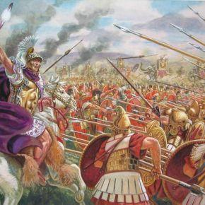 ΕΝΑΣ ΑΠΟ ΤΟΥΣ ΠΙΟ ΙΣΧΥΡΟΥΣ ΣΧΗΜΑΤΙΣΜΟΥΣ ΣΤΗΝ ΑΡΧΑΙΟΤΗΤΑ  – Η ένδοξη Μακεδονικήφάλαγγα!