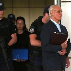 Δίκη για το μαύρο πολιτικό χρήμα.Σαπχατζίδης: Ο Τσοχατζόπουλος είναι φαντομάς.Την Παρασκευή αναμένεται η απολογία της ΑρετήςΤσοχατζοπούλου