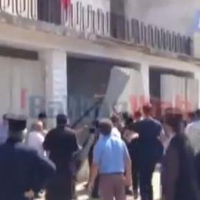 Δείτε το βιντεο με τους Αλβανούς κατσαπλιάδες εναντίωνιερέων.