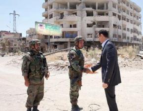 Άσαντ: Είμαι σίγουρος για τηνίκη