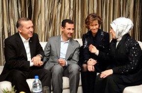 Ερντογάν & Άσαντ σε οικογενειακές στιγμές ευτυχίας… τιξεφτίλα!