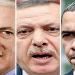 ΚΡΙΣΗ ΑΝΕΥ ΠΡΟΗΓΟΥΜΕΝΟΥ – Πρωτοφανής επίθεση από ΗΠΑ κατά Ρ.Τ.Ερντογάν «για τα μάτια τουΙσραήλ»