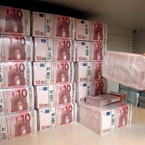 Πρωτογενές πλεόνασμα 2,6 δισ. ευρώ στο 7μηνο.Υστέρηση εσόδων από το φόρο εισοδήματος – «μαχαίρι» στιςδαπάνες