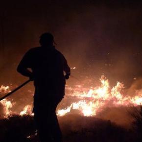 ΕΝΙΣΧΥΟΝΤΑΙ ΟΙ ΠΥΡΟΣΒΕΣΤΙΚΕΣ ΔΥΝΑΜΕΙΣ.Μάχη με τις φλόγες σε Ανδρο καιΗλεία