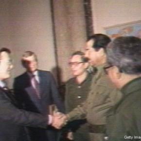 Πώς η CIA ώθησε τον Saddam Ηussein σε χρήση χημικών όπλων κατά τουΙράν