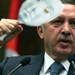 O Ερντογάν πέταξε τη μάσκα :Το PKK δεν τηρεί τη συμφωνία και δεν τους »χoρηγεί αμνηστία» …περιμένατε κάτι άλλο;
