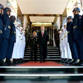 Εως τον Αύγουστο του 2015 ο Στρατηγός ΟΖΕΛ επικεφαλής των Τούρκικων Ενόπλων Δυνάμεων!