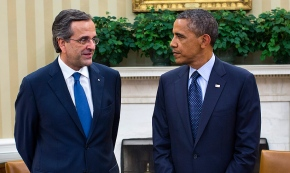 Στήριξη από τον Ομπάμα – Τώρα απομένει η υλοποίηση των υποσχέσεων του στοΣαμαρά
