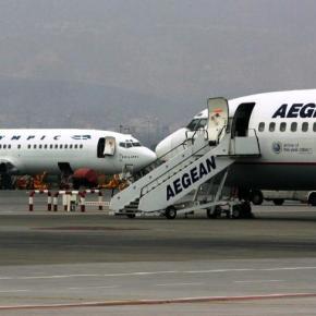 «Τουρκικό φέσι» – Θέλουν να αγοράουν Aegean και OlympicAir!
