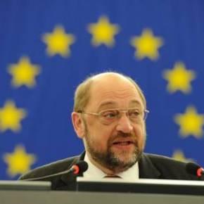 ΜΗΝΥΜΑ ΣΤΗΡΙΞΗΣ.Σουλτς: Η Ελλάδα δεν είναι χώρα β'κατηγορίας.