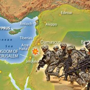 ΜΑΖΙ ΜΕ 300 ΑΝΤΑΡΤΕΣ Προς Δαμασκό ειδικές δυνάμεις των ΗΠΑ – Μεταφέρουν το κέντρο βάρος τουπολέμου