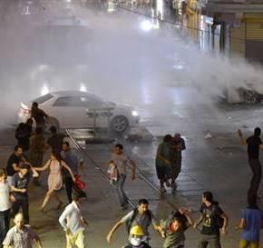 Τουρκία: Συγκρούσεις στην πλατεία Ταξίμ(Ξανά)