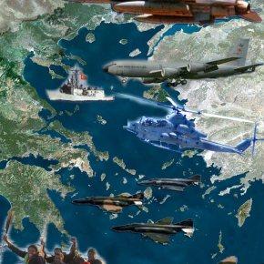 Στέλνουν τα πάντα οι Τούρκοι στο Αιγαίο ψάχνοντας …Ενώ στο ΓΕΕΘΑ ετοιμάζουν»Παρμενιων»