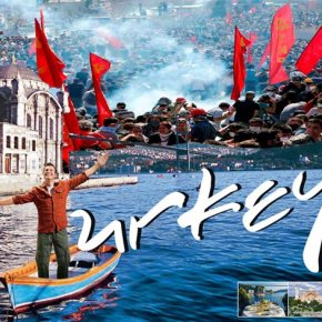 Aύξηση της τουριστικής κίνησης στηνΤουρκία