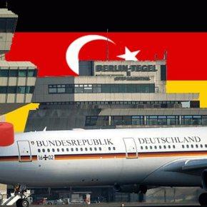 Τούρκος, το γλέντησε δεόντως στο α/φος της ΆγκελαΜέρκελ!