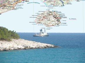 Τουρκικό ερευνητικό σκάφος σε παραλία της Θάσου!ΦΩΤΟΓΡΑΦΙΑ