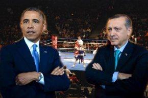 Ο Eρντογάν εναντίον τουΟμπάμα
