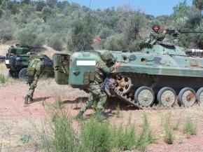 Άσκηση των δυνάμεων της νήσου Χίου …»Τρέχουμε τώρα Τούρκος στη θάλασσα!!»(φώτο)