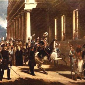 Η επανάσταση κατά του Οθωνα στις 3 Σεπτεμβρίου του1843!