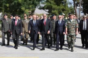 Αβραμόπουλος: Παράγοντας σταθερότητας και ειρήνης ηΕλλάδα