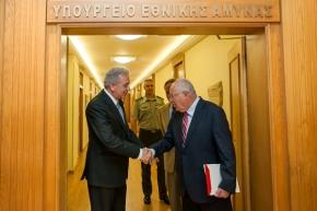 Kύρωση Μνημονίου στρατιωτικής συνεργασίαςΕλλάδας-Ισραήλ