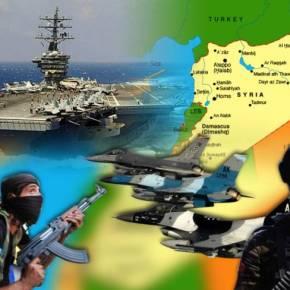 Κλιμάκωση στη Συρία: Οι εμπλεκόμενοι και οι γεωπολιτικοί τουςστόχοι