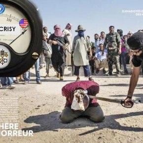 Ο «Μεσαίωνας» της Συρίας: Αντικαθεστωτικοί αποκεφαλίζουν στρατιώτες – Οι φωτό τηςντροπής