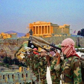 Οι λαθρομετανάστες φέρνουν την Αλ Κάιντα στην Ελλάδα…Συναγερμός στηνΕΥΠ