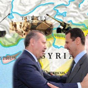 ΠΛΗΡΗΣ ΠΟΛΕΜΙΚΗ ΠΡΟΠΑΡΑΣΚΕΥΗ Για κατοχή της B.Συρίας ετοιμάζεται η Τουρκία – Φορτώνουν πυρομαχικά ταάρματα