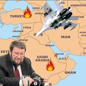 «Βομβαρδίστε Άγκυρα Ριάντ και Ντόχα για να λυθεί το θέμα Συρία» – Ποιος το προτείνει!
