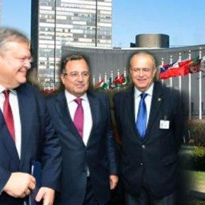 Νέα Υόρκη: Συνάντηση Ελλάδας, Κύπρου και Αιγύπτου γιαΑΟΖ…