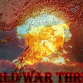 Ο κίνδυνος παγκόσμιου πολέμου (!) λόγωΣυρίας