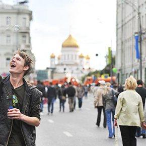 Χρόνια πολλά, Μόσχα!
