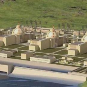 12.500 εργάτες για τον πυρηνικό σταθμόΆκκουγιου