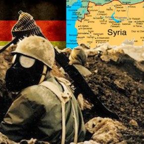 Η ειρηνική Γερμανία πούλαγε χημικά στη Συρία επί μια5ετία!
