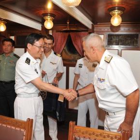 Τι είδαν οι Κινέζοι ναύαρχοι σε Ελλάδα και στόλο;(ΦΩΤΟ)