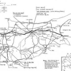 Σχέδιο διχοτόμησης της Κύπρου ήδη από το1948!