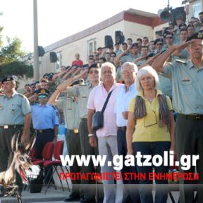 Εντυπωσιακή εκδήλωση από τη 12η μεραρχία πεζικού στηνΑλεξανδρούπολη