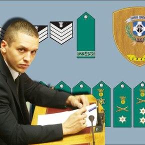 Επανίδρυση της Χωροφυλακής με πολεμική εκπαίδευση …Πρότεινε ο Ηλίας Κασιδιάρης(video)