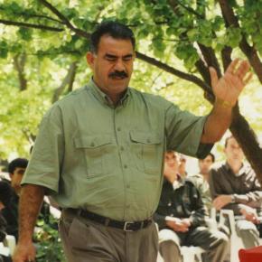 Ο Οτζαλάν κυρίαρχος στοΚουρδικό.