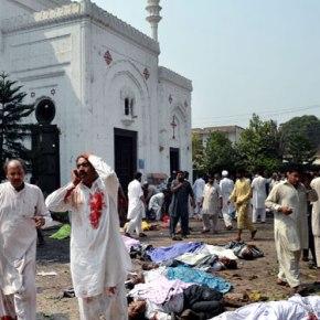 Πακιστάν: 70 νεκροί σε επίθεση έξω από εκκλησία μετά τη λειτουργία .Η πιο αιματηρή επίθεση που έχει πραγματοποιηθεί ποτέ εναντίον της χριστιανικήςμειονότητας.