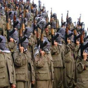 Πόσοι αντάρτες του PKK έφυγαν απο τηνΤουρκία;