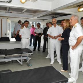 Ελληνοτουρκική «ναυμαχία» στο Αιγαίο με πλωτά νοσοκομεία – Τι ανακοίνωσε ηΆγκυρα